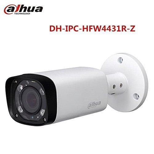 Dahua-Telecamera bullet varifocale IP POE professionale, 4e con illuminazione a infrarossi