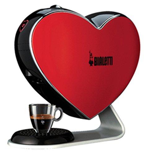Bialetti CF 80 R - Macchina da caffè Cuore
