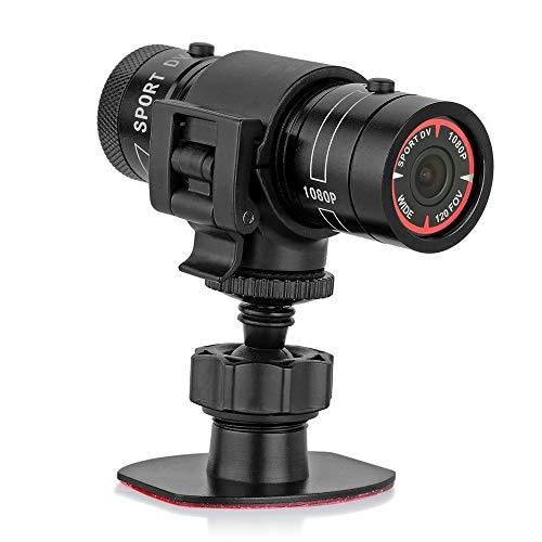 Mengshen Full HD 1080P mini videocamera sportiva DVR di azione del casco del motociclo della bici della macchina fotografica DV perfetta per gli sport esterni MS-F9