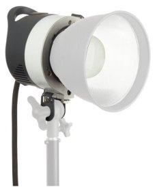 Priolite A - Sistema de iluminación Continua para fotografía, Blanco