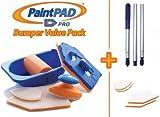 Reino Unido 1 almohadilla para pintura ProTM Bumper Pack - preferida de DIY expert Tommy Walsh - As Seen On TV