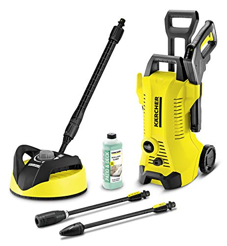 Kärcher 4054278534329 - Idropulitrice K 3 Full Control Home T350 con accessori, pulitore per...