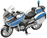 """New Ray 43183 """"BMW R1200 RT-P/ Police German"""" Model Motorcycle"""