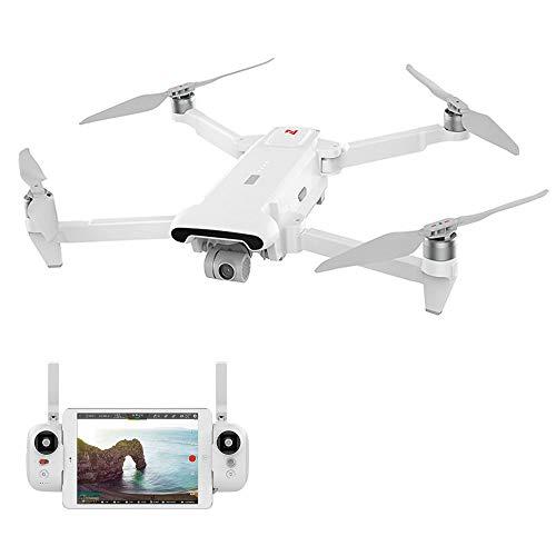 Goolsky FIMI X8 SE GPS RC Drone 4K Camera 3 Assi Gimbal 5KM FPV 33mins Tempo di Volo RC Drone Quadcopter RTF