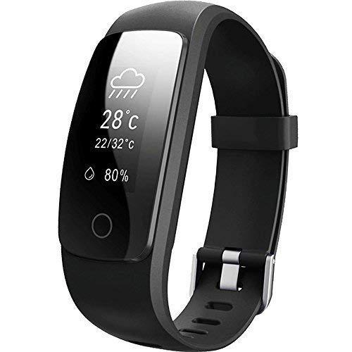 Willful Orologio Fitness Tracker Uomo Donna Cardiofrequenzimetro da Polso Smartwatch Contapassi Smart Watch Android iOS Smartband Bambini Impermeabile IP67 Cronometro per iPhone Samsung Xiaomi Huawei