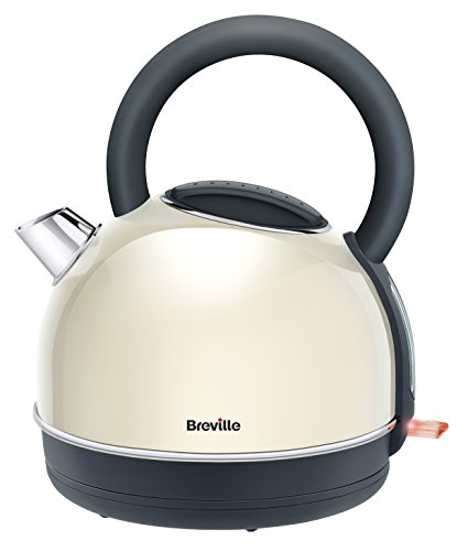 Breville Traditional 1.7L kettle (cream) (3000w)
