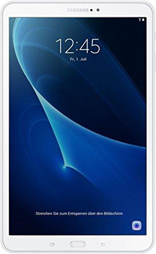 "Samsung Galaxy Tab A - Tablet (10.1"" - 255.4 mm, 16GB eMMC, Android 6.0, 2016), color blanco"