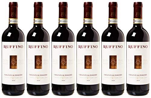 Ruffino il Leo Chianti Superiore Docg, 2015-6 Confezioni da 750 Ml