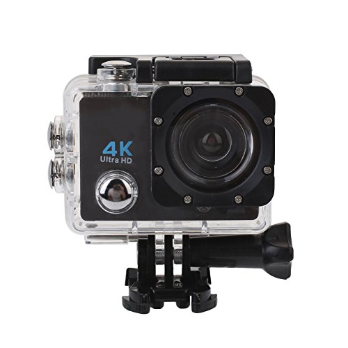 MingXiao 1080P Ultra HD Sport Action Camera 1080P Full HD Sport Action Camera Impermeabile Bike 2'Camcorder LCD Cam Wide Angle