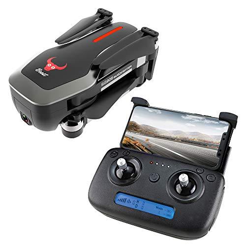 SG906 GPS 5G WIFI FPV fotocamera senza spazzole selfie pieghevole RC drone quadricottero quattro assi aeromobili 1080P 120° grandangolo Anti Shake Obiettivo/Doppia Posizione/2800 mAh grande batteria