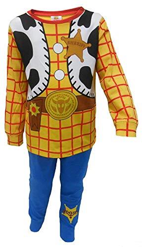 """Disney Toy Story Woody """"Costume"""" Pijama Niños 5-6 años"""