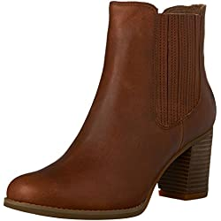 Timberland Damen Atlantic Heights Stiefel, Braun (Brown), 40 EU