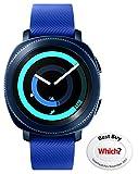 Samsung Gear Sport Smartwatch - UK Version - Blue