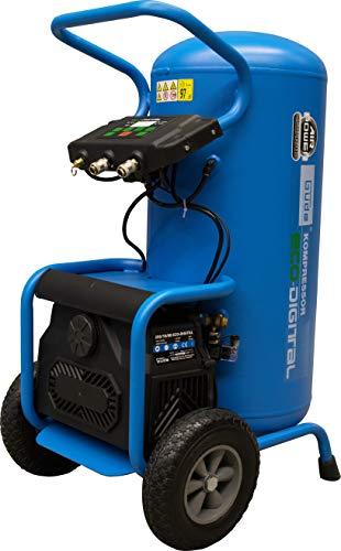 Güde 50125 250/10/80 ECO-Digital Kompressor Airpower, Blau