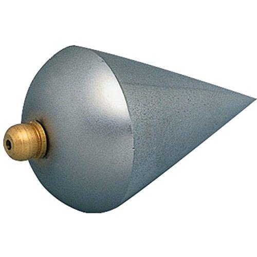 KAUFMANN Senklot Birnen Form aus Stahl 300 Gramm, 44.249.01