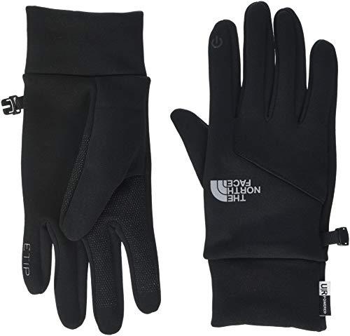 The North Face, W Etip Glove, Guanti, Donna, Nero (Tnf Black), M