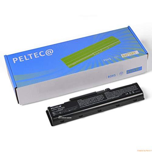 PELTEC@ - Batería de repuesto para portátil Acer y Packard Bell EasyNote (4400 mAh)