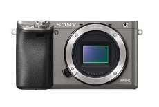 Sony Alpha 6000Sistema cámara (24megapíxeles, 7,6cm (3pulgadas) pantalla LCD, sensor Exmor APS-C, Full HD, High Speed Hybrid AF)