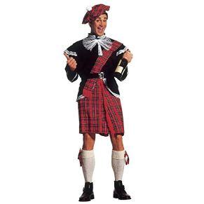 WIDMANN Desconocido Disfraz de Escoces Adulto