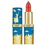 L'Oréal Paris Color Riche Rossetto Lunga Durata, Edizione Limitata Disney Mary Poppins, Idea Regalo Donna, Finish Satinato, Beige 342