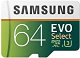 Samsung MB-ME64GA/EU 64 GB Evo Select Micro SD Card with Adaptor