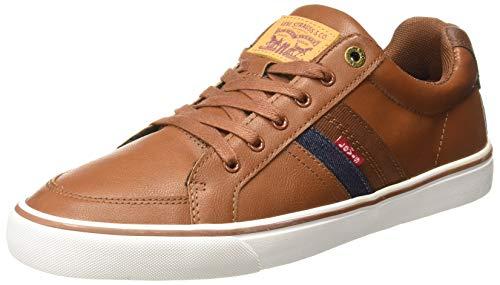 Levi's Men's Turner Brown Sneakers-9 UK/India (43 EU) (38099-0863)