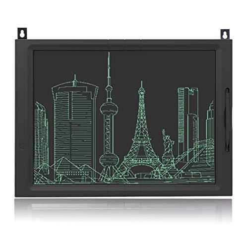 NOUDOO Tavoletta Grafica LCD Scrittura, 21 Pollici Tablet da Scrittura Elettronica Scrittura Board...