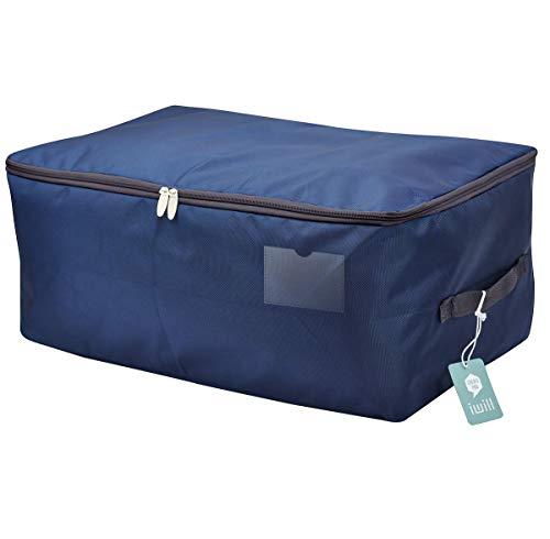 65*38*28cm, custodia impermeabile di dimensioni jumbo per abiti stagionali, contenitore per...