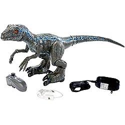 Jurassic World GCK30 Alpha - Zapatillas Deportivas, Color Azul