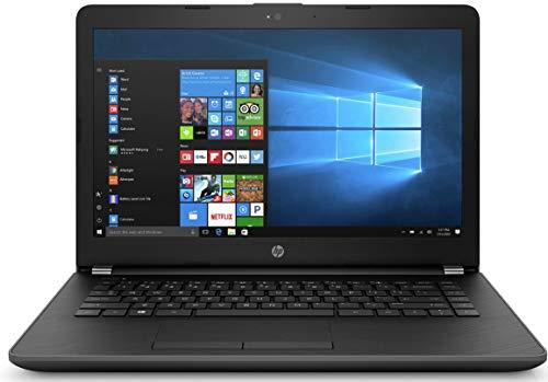 HP 14-BU004TU 2017 14-inch Lightweight, Laptop (Celeron N3060/4GB/500GB/Windows 10/Integrated Graphics), Smoke Grey