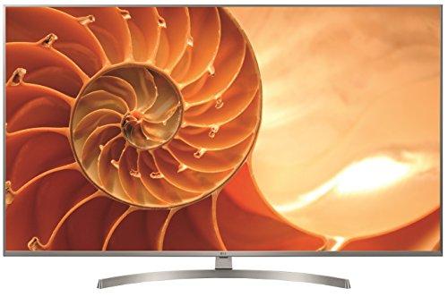 LG 55UK7550 55' 4K Ultra HD Smart TV, Wi-Fi, LED, 3840 x 2160 pixels, Grigio