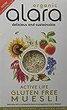 Alara Active Life Muesli Organic Gluten Free, 250 g