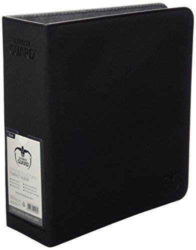 Ultimate Guard UGD010497 - Supreme Collector´s Compact Album XenoSkin, schwarz
