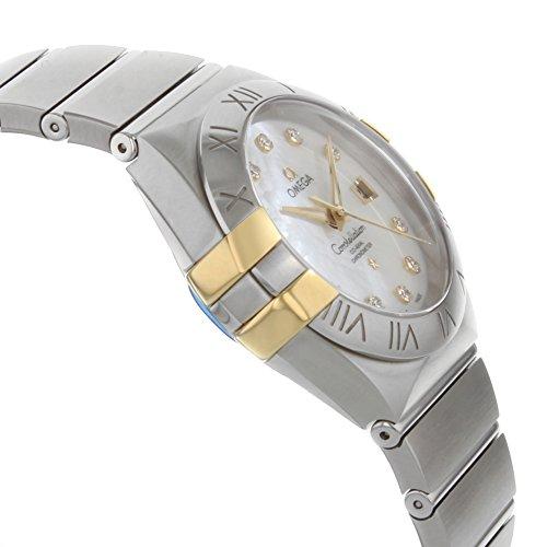 Omega Constellation Brushed Chronometer 123.20.31.20.55.004 - 4