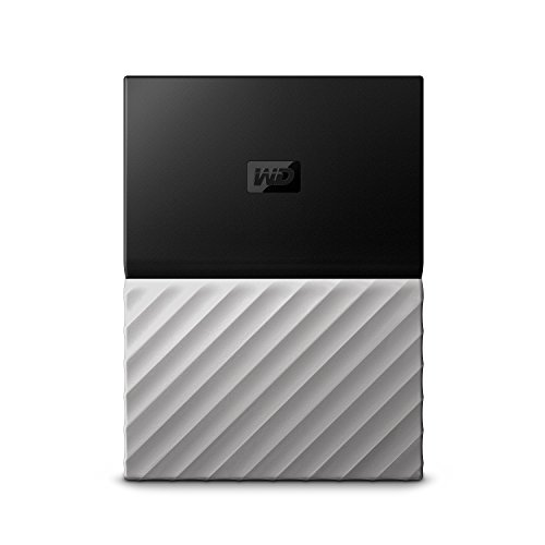 WD 3TB My Passport Ultra - Hard Disk Esterno Portatile, USB 3.0, Software di backup automatico, per...