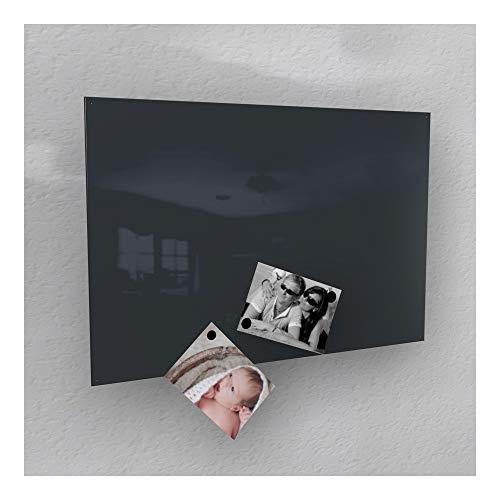 Magnetica Da Parete–Grigio antracite grigio antracite lucido RAL 7016* *...