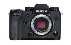 Fujifilm X-H1 - Cámara digital sin espejo (24.3 MP, 4K/30p) color negro