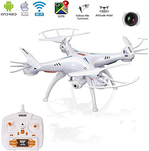 Magicwand R/C Wi-Fi FPV 2.4Ghz 6-Axis LH-X31 Quadcopter Drone with Camera