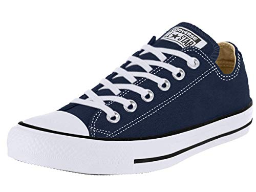 Converse Unisex-Erwachsene Chuck Taylor All Star-Ox Low-Top Sneakers, Blau (Navy), 38 EU
