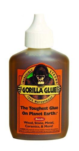 Gorilla Glue Adhesive, 2-Ounces #50001
