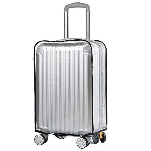 Custodia protettiva per bagaglio copri valigia di YCBest Borsa impermeabile in PVC riutilizzabile...