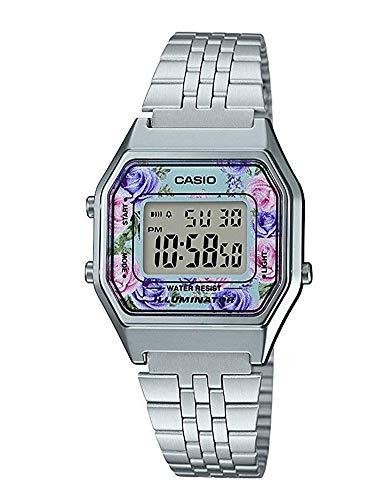 Casio Digitale Quarzo Orologio da Polso LA680WEA-2CEF