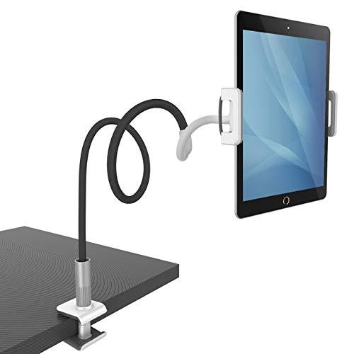Lamicall Supporto Tablet, Collo Oca Supporto Regolabile : Universale Stand per 2018 Pad PRO 10.5,...