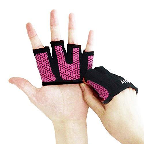 BOER Guanti da allenamento per fitness, sollevamento pesi, yoga e atleti cross-training: guanti in...