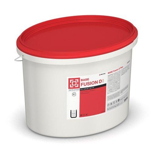 Colla per parquet base Fusion D Plus, senza solventi + emissionsarm (13 kg) per parquet a...