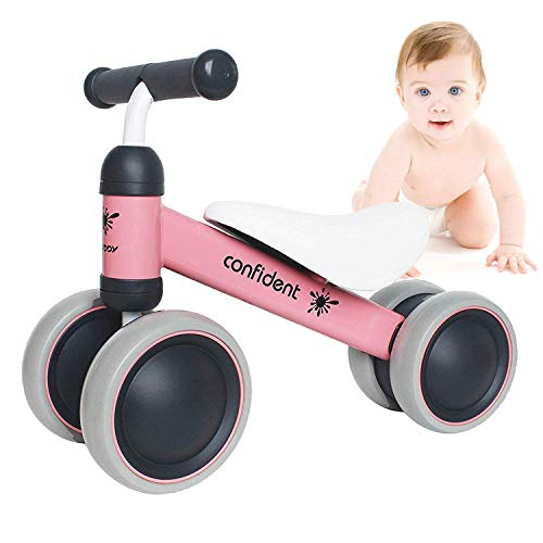 Equilibrio Bicicletta per bambino Biciclette senza pedali, Mini bici Walker Giocattoli di guida...