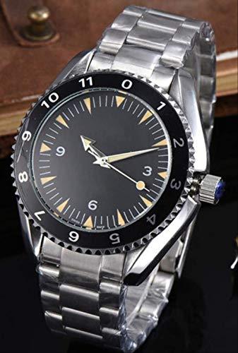 AHELUSB Orologi Meccanici Automatici Uomini di James Bond 007 Spectre Sport in Acciaio Inox Orologio...