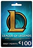 League of Legends €100 Prepaid Gift Card (15000 Riot Points)