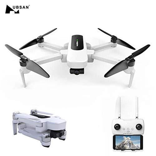 Tianya Hubsan Zino H117S Quadcopter Doppia Batteria Pieghevole Drone, Drone 4K Fotocamera Gps Wifi...