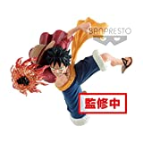 Banpresto One Piece G × Materia The Monkey · D · Luffy Luffy Figure All 1
